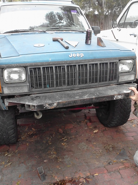 """ATTN ALL project """"BUILT not Bought"""" 89 xj  Img06310"""