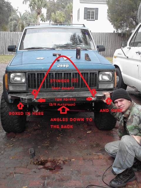 """ATTN ALL project """"BUILT not Bought"""" 89 xj  Img06410"""