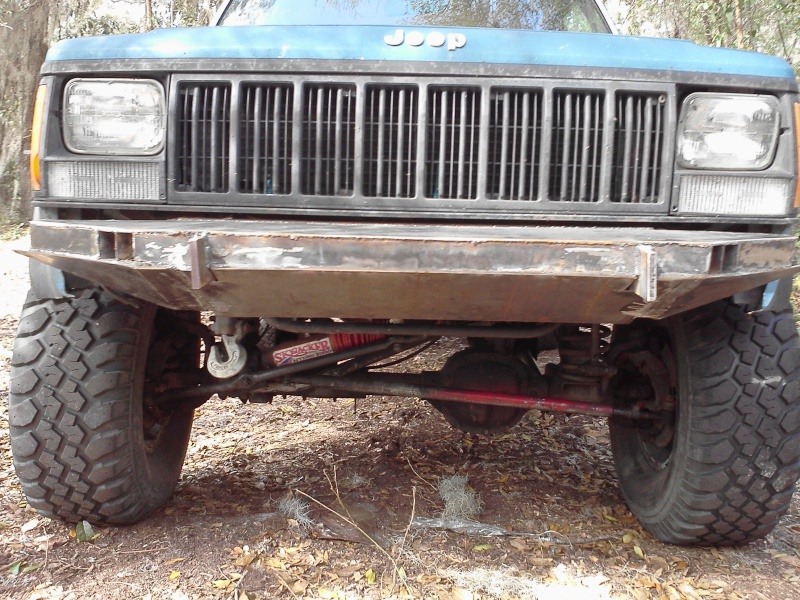 """ATTN ALL project """"BUILT not Bought"""" 89 xj  Img12111"""