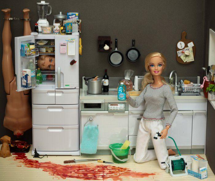 Images comiques du web (TF ou pas) - Page 7 Barbie10