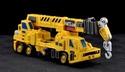 [MakeToys] Produit Tiers - Jouet Yellow Giant ou Green Giant - aka Devastator/Devastateur - Page 3 Crane_14