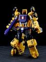[MakeToys] Produit Tiers - Jouet Yellow Giant ou Green Giant - aka Devastator/Devastateur - Page 3 Crane_16