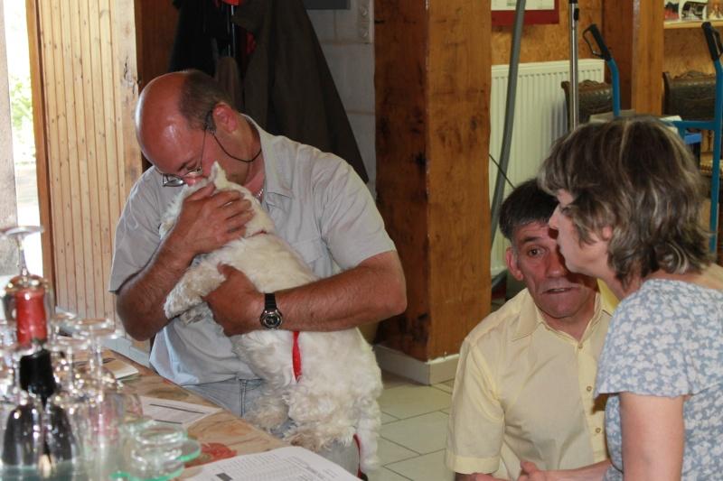 La venue du Saint Esprit cinquante jours après la Pâques : on l'a fêtée ! 00310