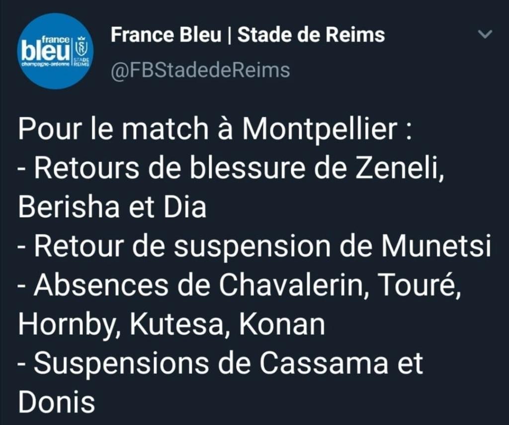 J08 : Le match Montpellier 0-4 Reims 3ea2cc10
