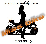 Miss Bike - Antibes Logo-m12