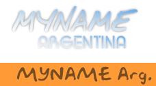 MYNAME Argentina