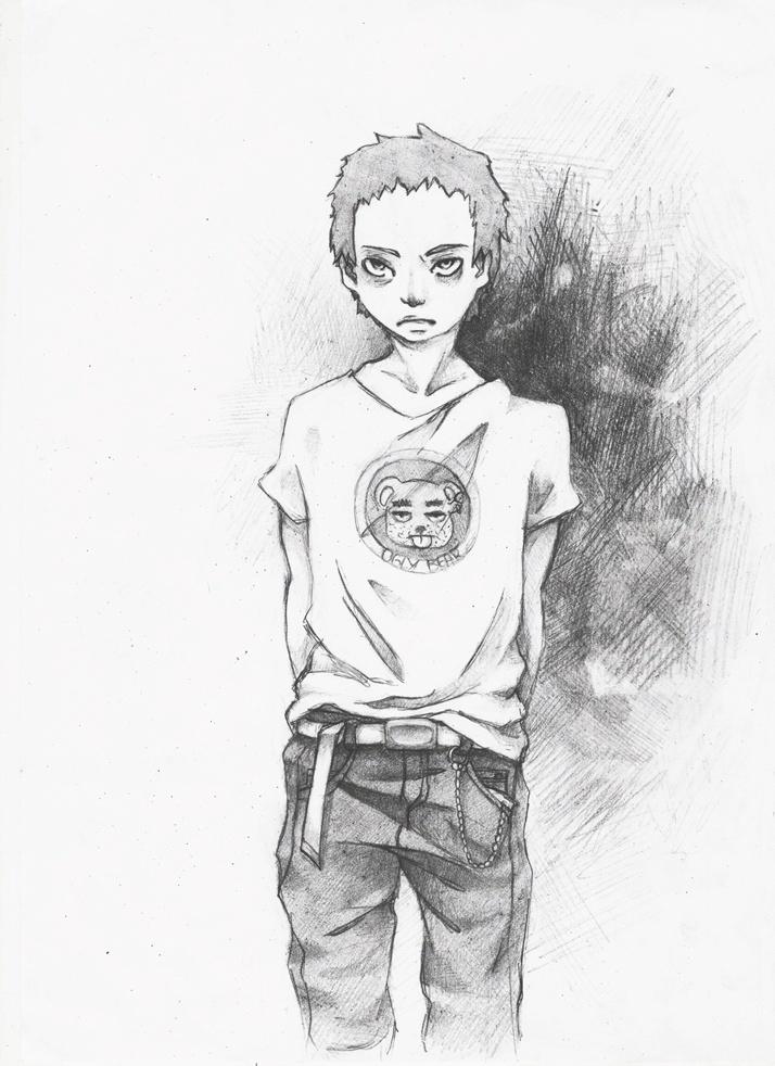 personnages  aux crayons gras [pinku9] 016_la11