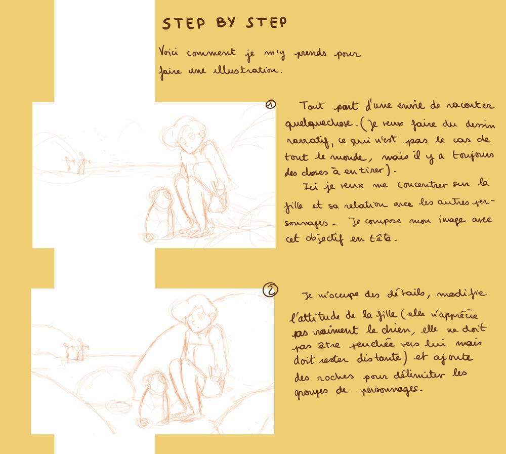 step by step [pinku9] A10