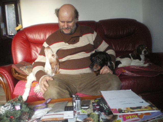 SOS Recherche des dons pour soigner Lolly ( ex Olly ) - aujourd'hui Louve n'est plus mais Lolly aurait besoin de plusieurs parrains pour les frais vétérinaire de MMme H - parrainée par Santig du - Imgp5010