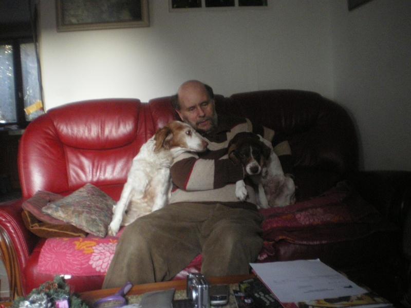 SOS Recherche des dons pour soigner Lolly ( ex Olly ) - aujourd'hui Louve n'est plus mais Lolly aurait besoin de plusieurs parrains pour les frais vétérinaire de MMme H - parrainée par Santig du - Imgp5111