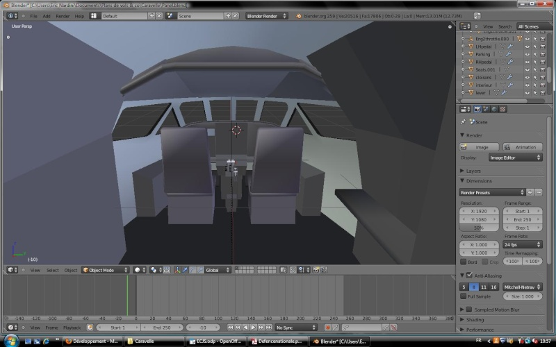 Développement de la Caravelle SE-210 Sans_t10