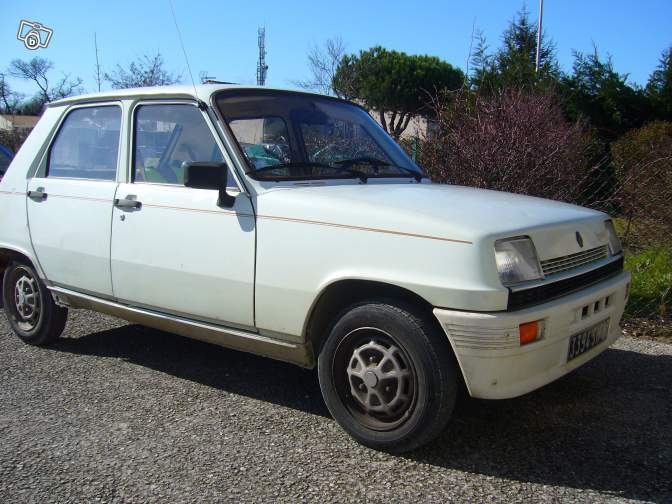 MES RENAULT 5 - Page 2 91833010
