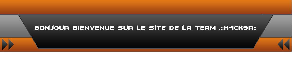 Nouveau forum http://callofh4ck3r.forum2ouf.com