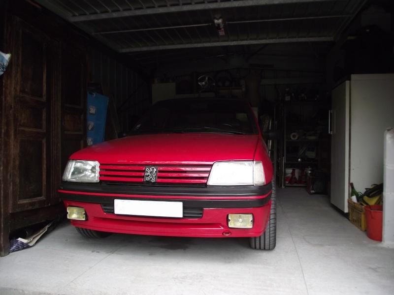 [David84] 205 GTI 1.6L 115cv Rouge Vallelunga 1992 - Page 5 Dscf2444