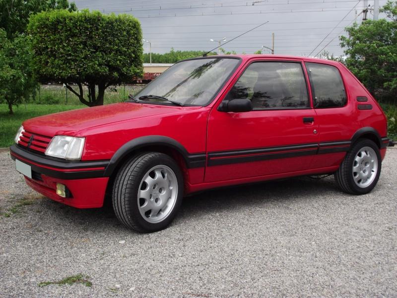 [David84] 205 GTI 1.6L 115cv Rouge Vallelunga 1992 - Page 5 Dscf2445
