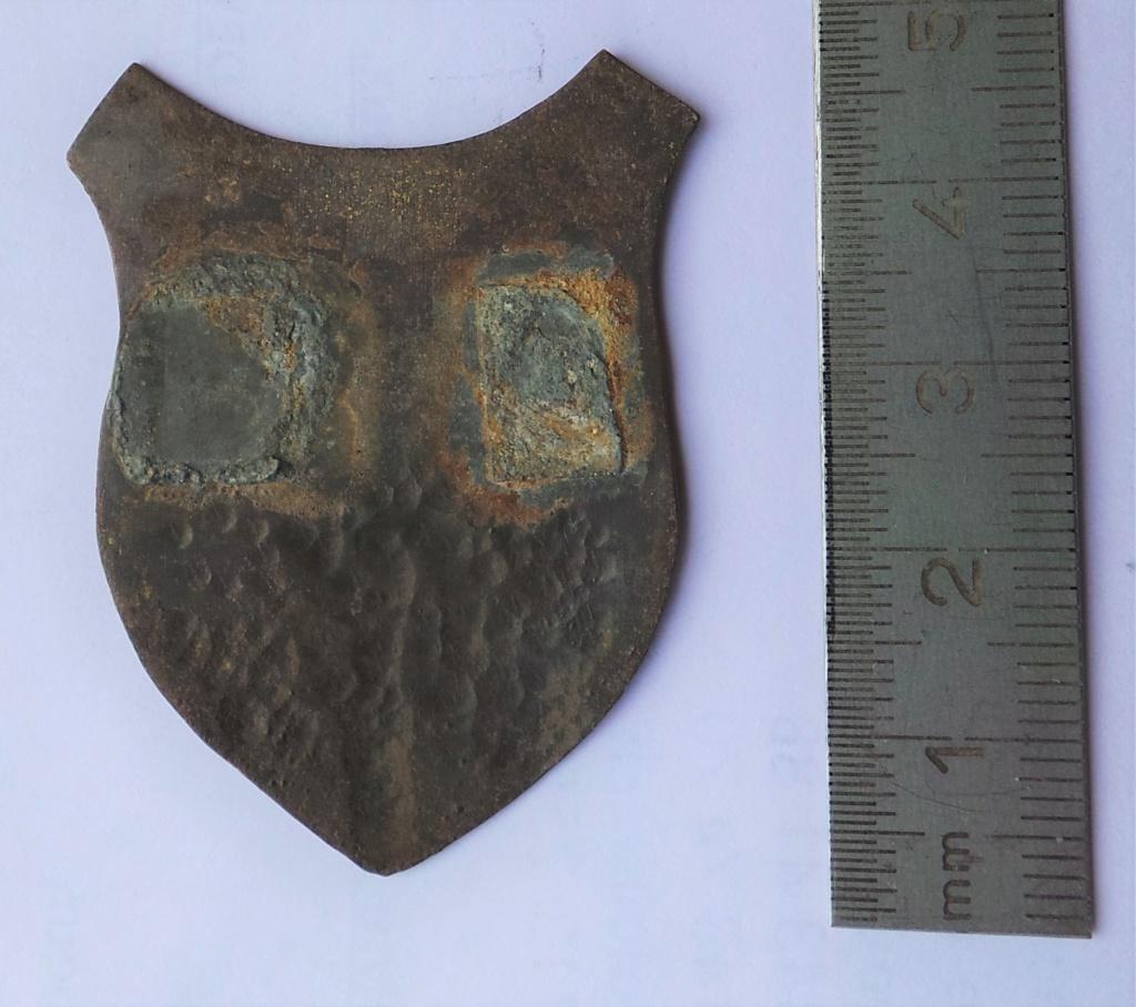 Insigne ou badge trouvé en Allemagne 20181212