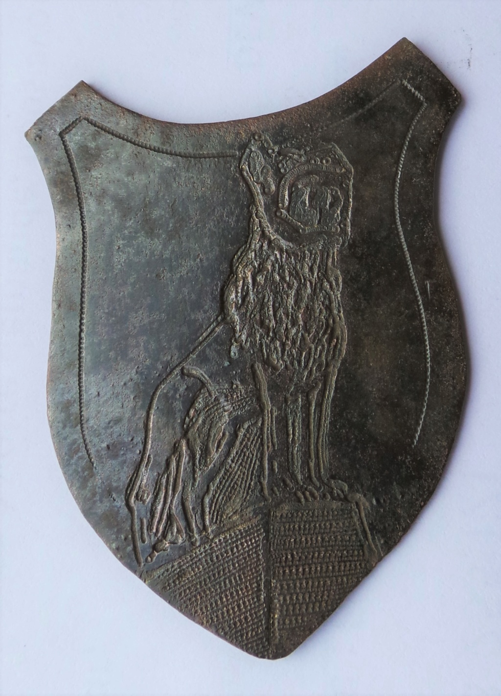 Insigne ou badge trouvé en Allemagne 20181213