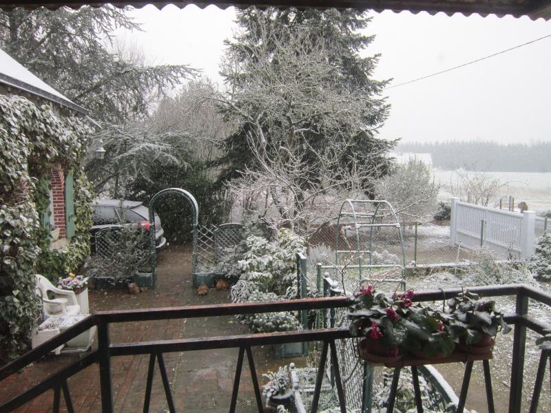 Y as pas que dans le Nord qu il y a de la neige Img_0216