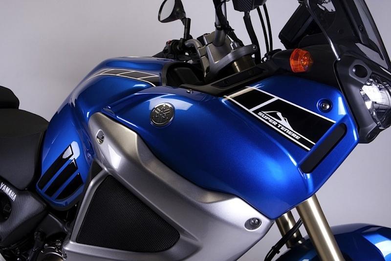 NOUVELLE EDITION LIMITEE 2012 1200 XTZ 5z7r0310