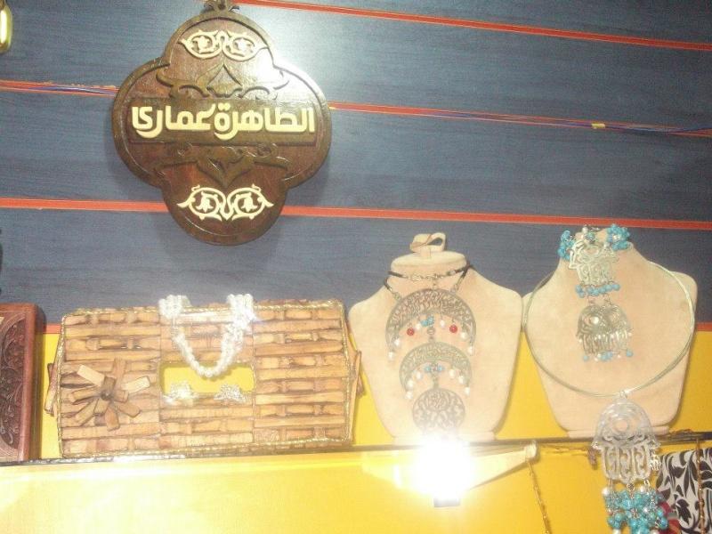 بالصور  جولة داخل جاليرى الطاهرة عمارى    شاعر الحرية 21233_10