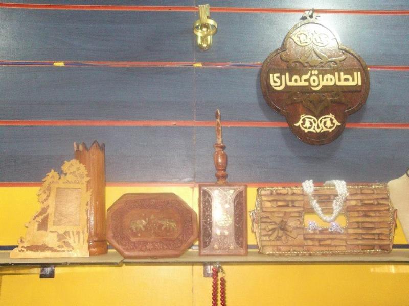 بالصور  جولة داخل جاليرى الطاهرة عمارى    شاعر الحرية 63367_10