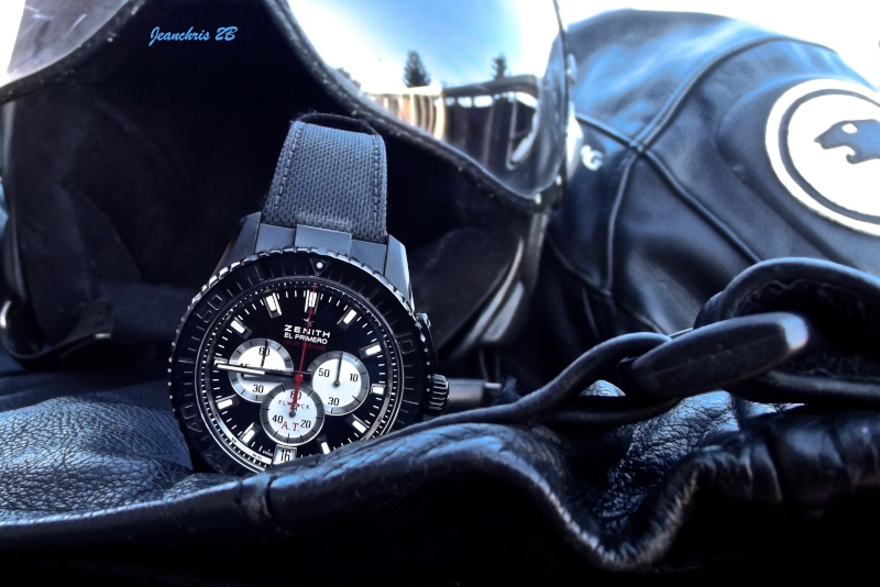 [Revue] Zénith Stratos Striking Flyback AT Ssfps112