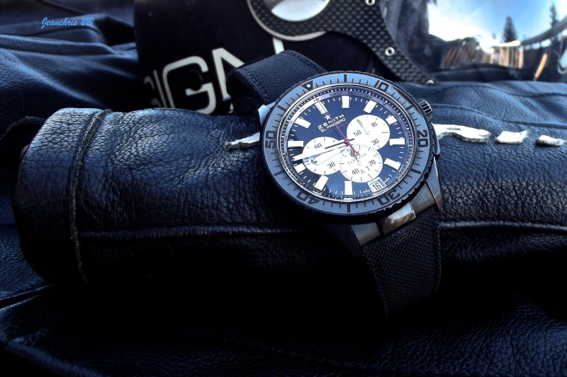 [Revue] Zénith Stratos Striking Flyback AT Ssfps113