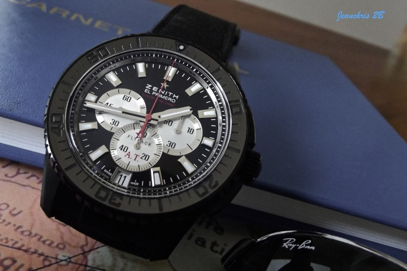 [Revue] Zénith Stratos Striking Flyback AT Ssfps610
