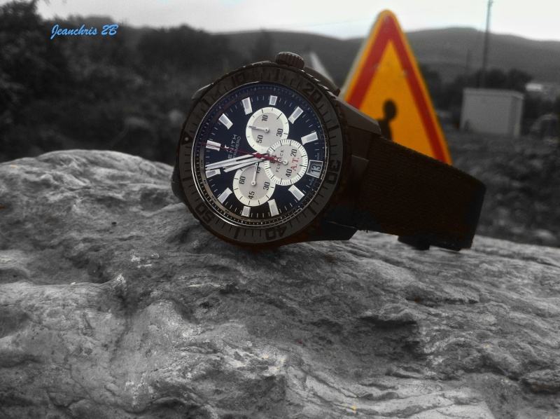 [Revue] Zénith Stratos Striking Flyback AT Ssfps910