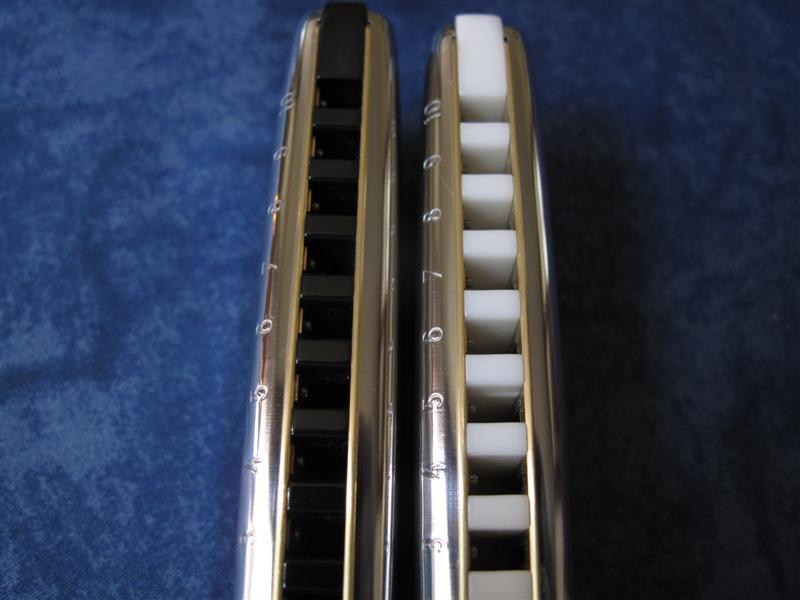 Custom Harmonica Woodbone Img_9019