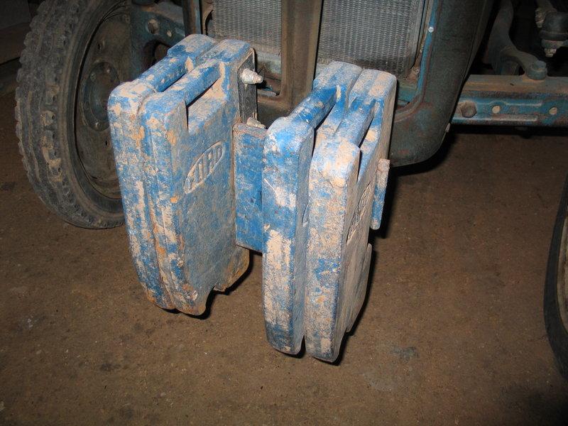 Contre poids ou masses avant Img29413