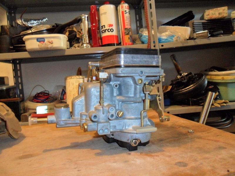 Carburatore Weber nuovo Sam_0425