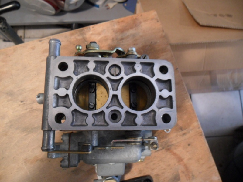 Carburatore Weber nuovo Sam_0426