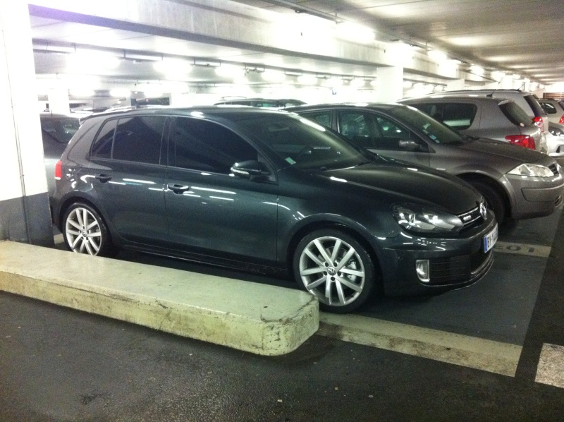 """Golf GTD 5p BVM6 Gris Carbone - Pack Techno - Jantes 18"""" Vancouver Img_0912"""