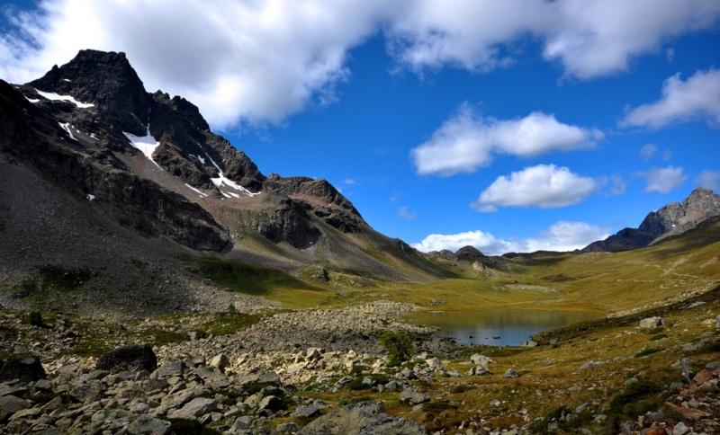 Lago val Viola (2267 m.) Alta Valtellina Immagi10