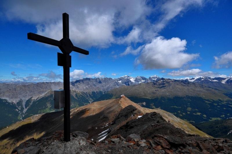 Vetta monte Vallecetta (3148 m.) Alta valtellina Immagi11