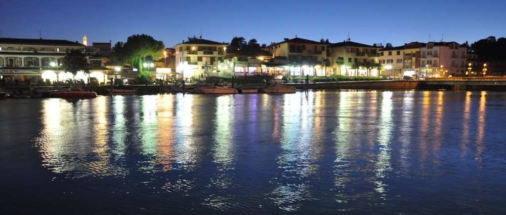 Sarnico by night, lago d'Iseo Immagi58