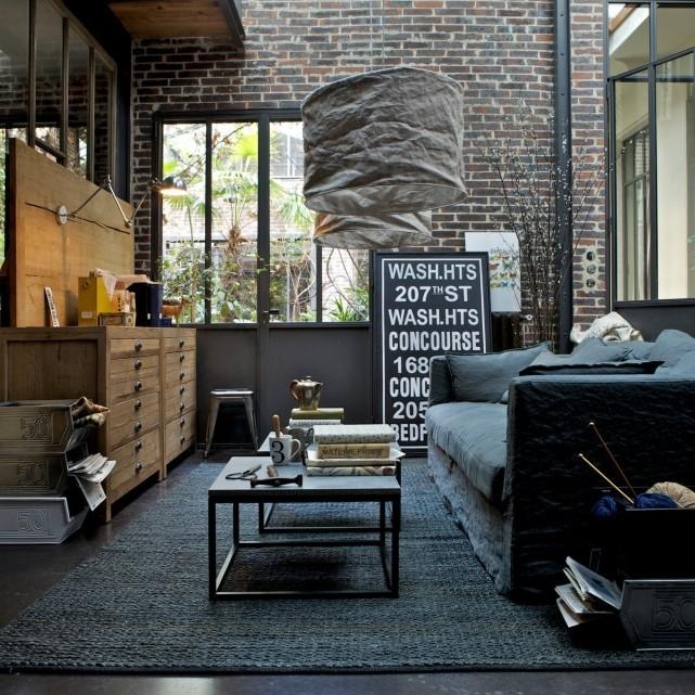 Help! nouvelle deco salon type : industriel, loft... Indu10