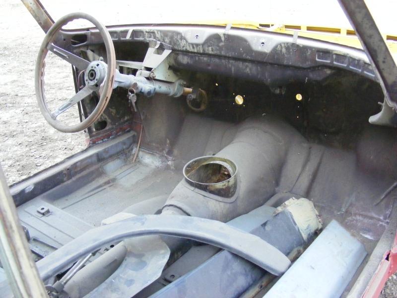début restauration coupe bertone 1750 Dscf3517