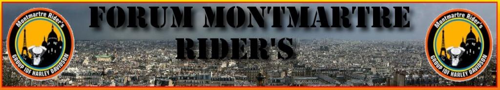 Forum Montmartre Rider's