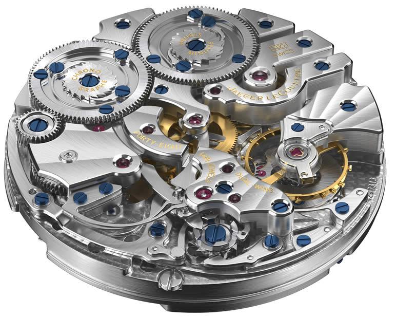 Les plus beaux calibres de montres mécaniques vintages et contemporains du monde ... - Page 2 4865-c10