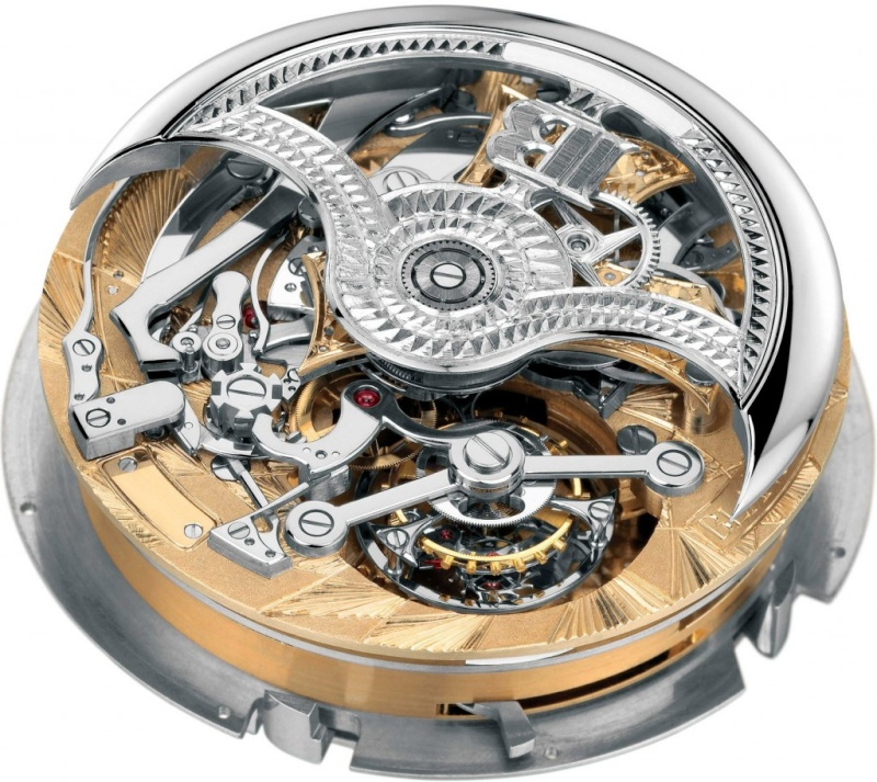 Les plus beaux calibres de montres mécaniques vintages et contemporains du monde ... - Page 2 Blancp10