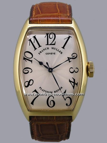 Les montres tonneau qu'en pensez-vous? Franck10