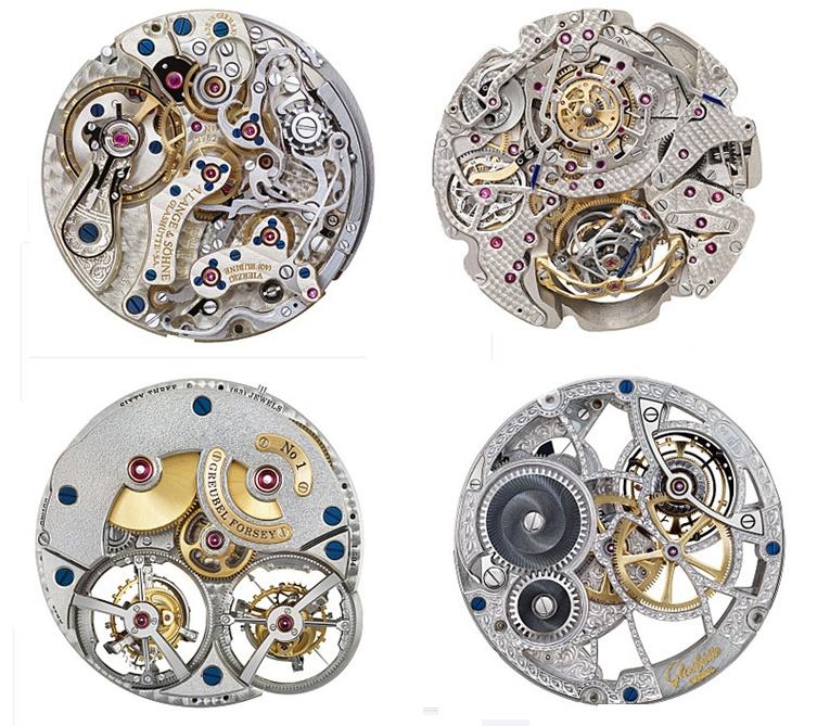 Les plus beaux calibres de montres mécaniques vintages et contemporains du monde ... Rafael10
