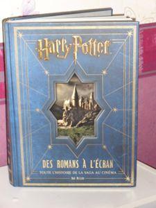 Harry Potter - Livres de collection et produits dérivés E10