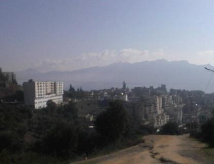 La ville d'Akbou Photo014