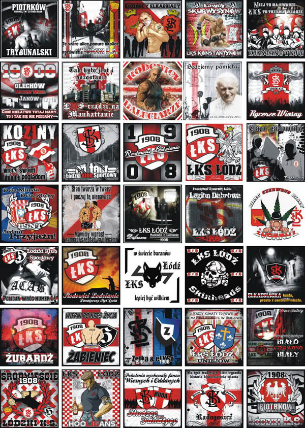 Stickers from your club/country 200810