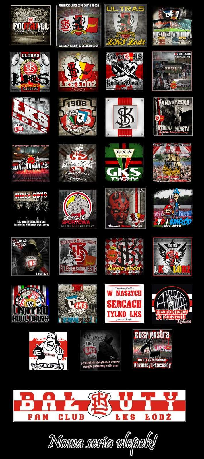 Stickers from your club/country 20100010