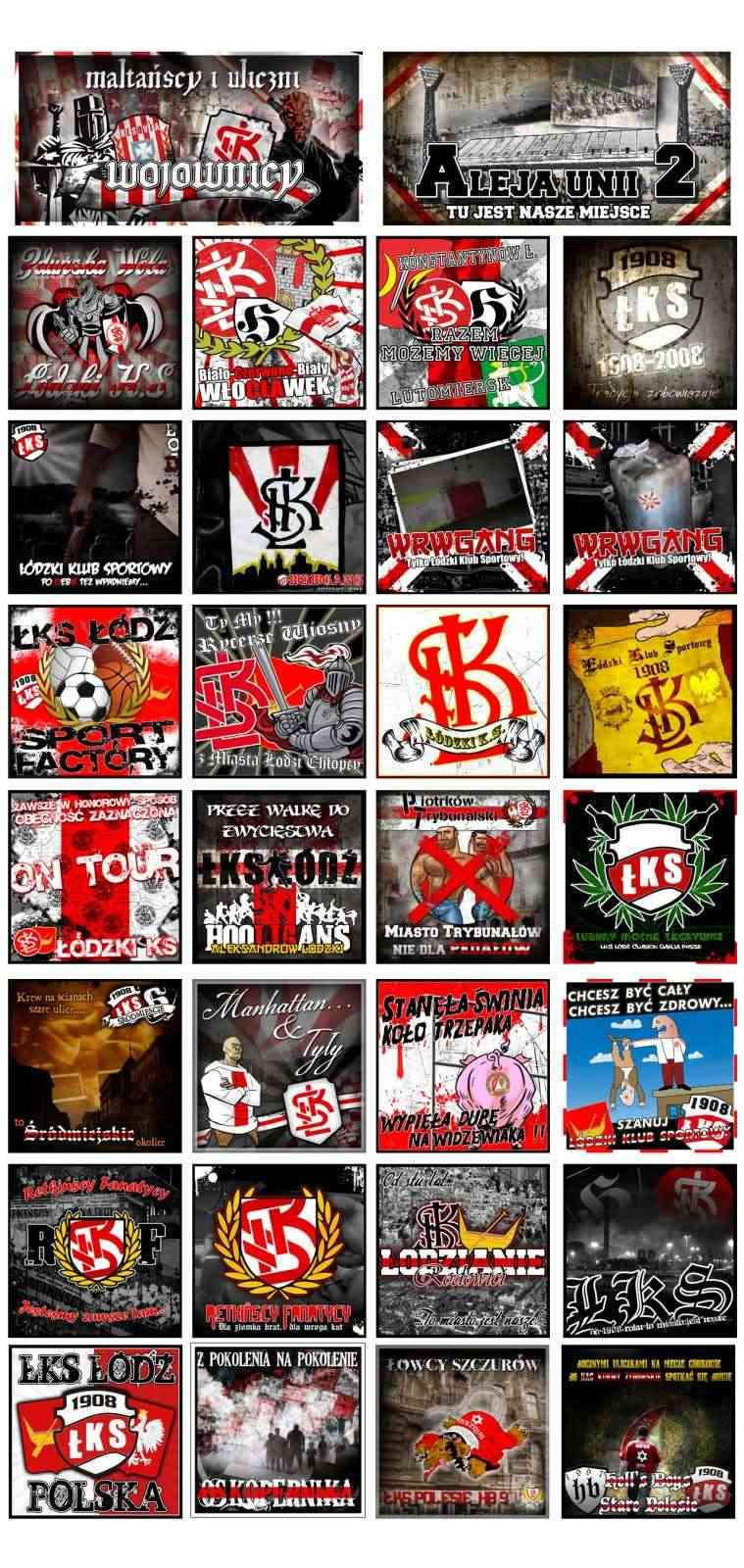 Stickers from your club/country 30kx5v10