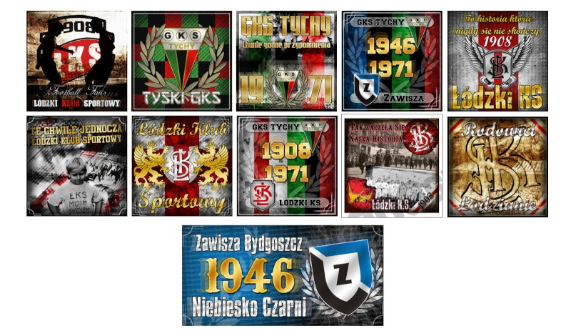 Stickers from your club/country I6kokw10